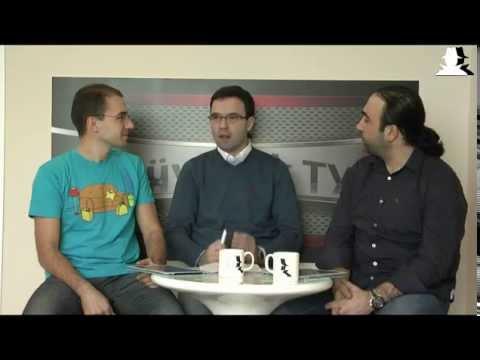 Güvenlik TV Bölüm 1 – Symantec Türkiye'den Gökhan Aydın ile DLP (Data Loss Prevention)