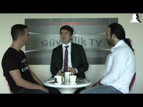 Güvenlik TV Bölüm 18 – Dr. Hayrettin Bahşi ile Türkiye'de Siber Güvenlik